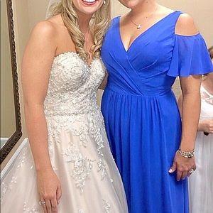 Jasmine Dresses - Blue Bridesmaid Dress